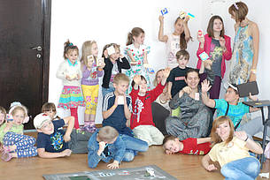 Альфа-Фест 2014-первый опыт участия с проведением мастер-классов для детей