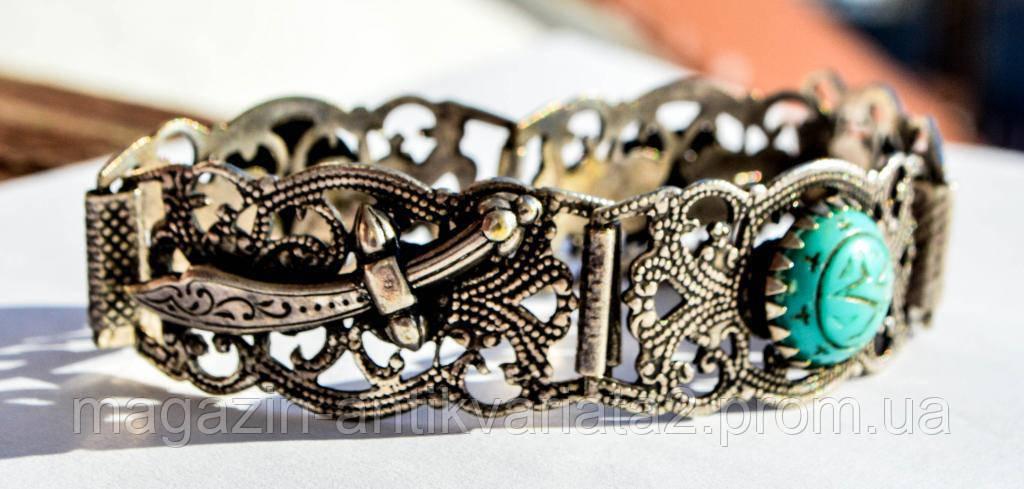 Очаровательный винтажный браслет!
