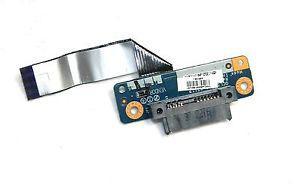 SATA коннектор ODD LS-8711P для ноутбука HP Pavilion Envy M6