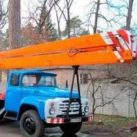 Услуги автовышки в Харькове