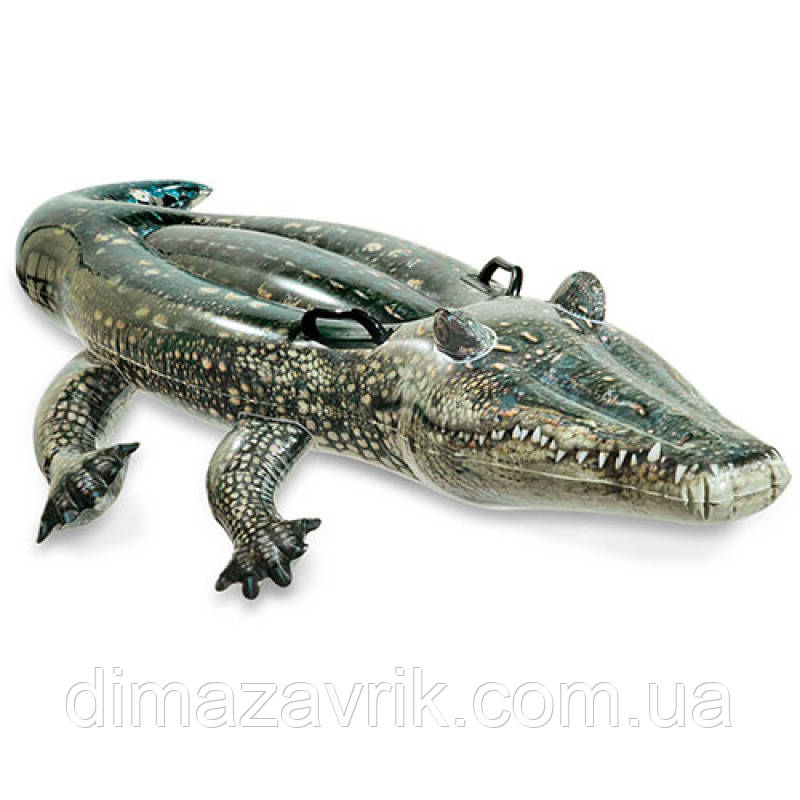 Плотик 57551 аллигатор, ремкомплект