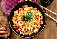 Смажений рис по-японськи