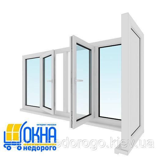 Остекление балконов Борисполь