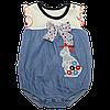 Детское боди-майка BEBEMANIA 80р. BM 8443