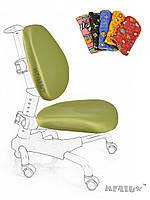 Чехол для кресла Nobel, Mealux (зеленое однотонное)