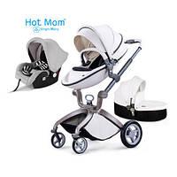 Оригинальные коляски и автокресла Hot Mom
