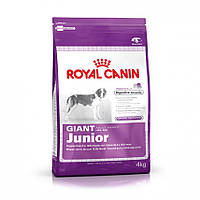 Royal Canin GIANT JUNIOR 4 КГ