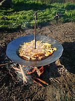 Сковорода из бороны 40-45 см