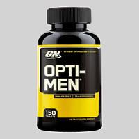 Витамины и минералы Optimum Opti-Men (150 табл.)