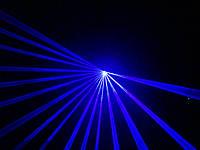 Аренда лазера (Blue) мощностью 2 Вт.