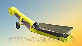 Ленточный разгрузчик вагонов шириной ленты 400 мм