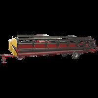 Жатка ЖНВ-9,1 валковая навесная с режущим аппаратом Шумахер – агрегатируется с комбайнами : СК-5М «Нива», «Нив