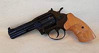Револьвер под патрон Флобера Сафари РФ 441М бук