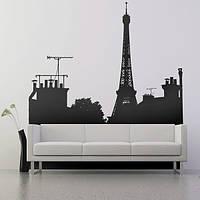 Стикер - декоративная наклейка на стены в интерьер, фото 1