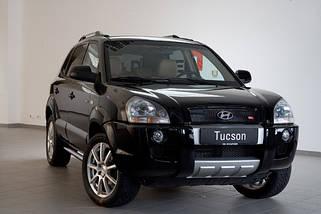 Тюнинг Hyundai Tucson JM (2004-2010)