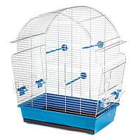 Клетка для попугаев и птиц Inter Zoo Donna цинк (61 x38 x71,5см)