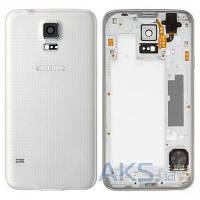 Корпус Samsung SM-G900F Galaxy S5 White