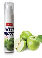 Гель Tutti Frutti со вкусом и запахом яблока