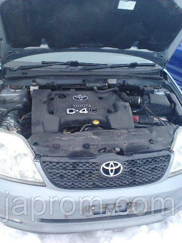 Мотор (Двигатель) Toyota Corolla E12 2,0 D4D Corolla Verso