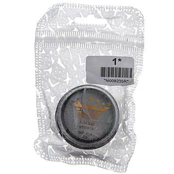 Блестки для дизайна ногтей Master Professional LUXE GLITTERS 2 гр (MP-414) №01