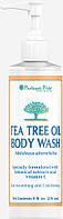 Гель для душа с маслом чайного дерева, Tea Tree Oil Body Wash, Puritan's Pride, 236 мл