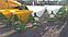 Разбрасыватель минеральных удобрений РД-500 (Украина)+КАРДАН, фото 2
