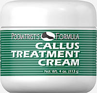 Крем от мозолей, Callus Treatment Cream, Puritan's Pride, 118 мл