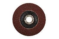Диск лепестковый торцевой, зерно 150 размеры 115х22 (набор 5) (упак. 40)