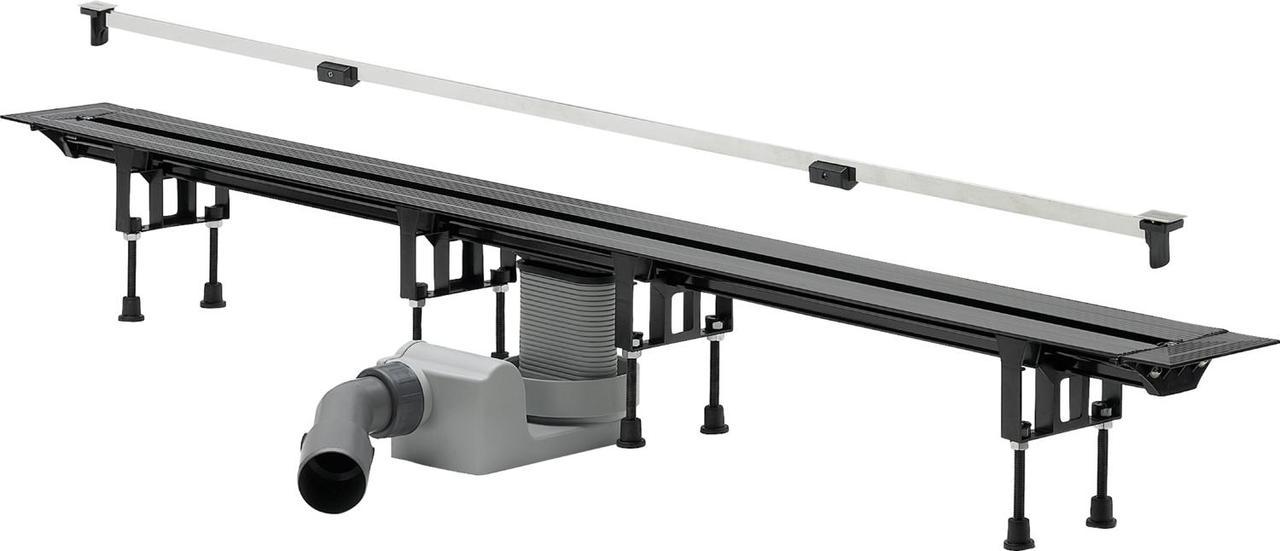 Комплект: лоток Advantix Vario, дизайн-вставка Visign SR1 матовая (704353)