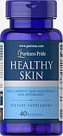Здоровая кожа комплекс, Healthy Skin with Ceramosides®, Puritan's Pride, 40 капсул