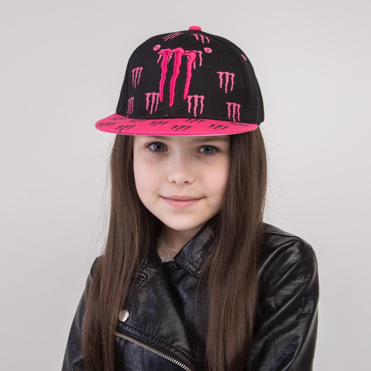 Модная кепка Snapback для девочек оптом - 82018-8