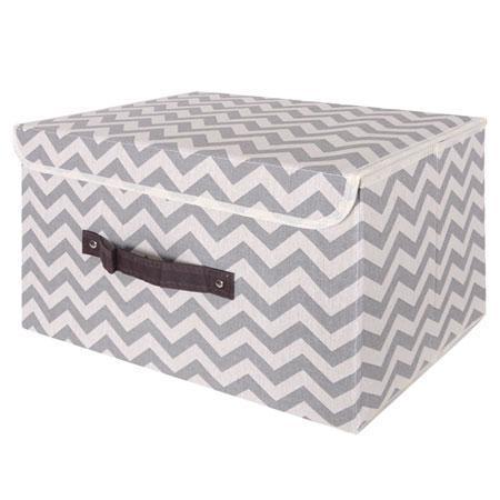 Ящик для хранения вещей STENSON 38 х 25 х 25 см (15780)