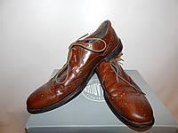 Мужские туфли Dunnes Stores р.44 кожа 078TFM