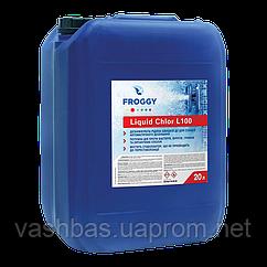 FROGGY™, Liquid Chlor L100, 20л