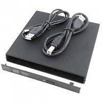 USB Карман для для CD DVD привода SATA