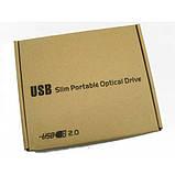 USB Карман для для CD DVD привода SATA, фото 3