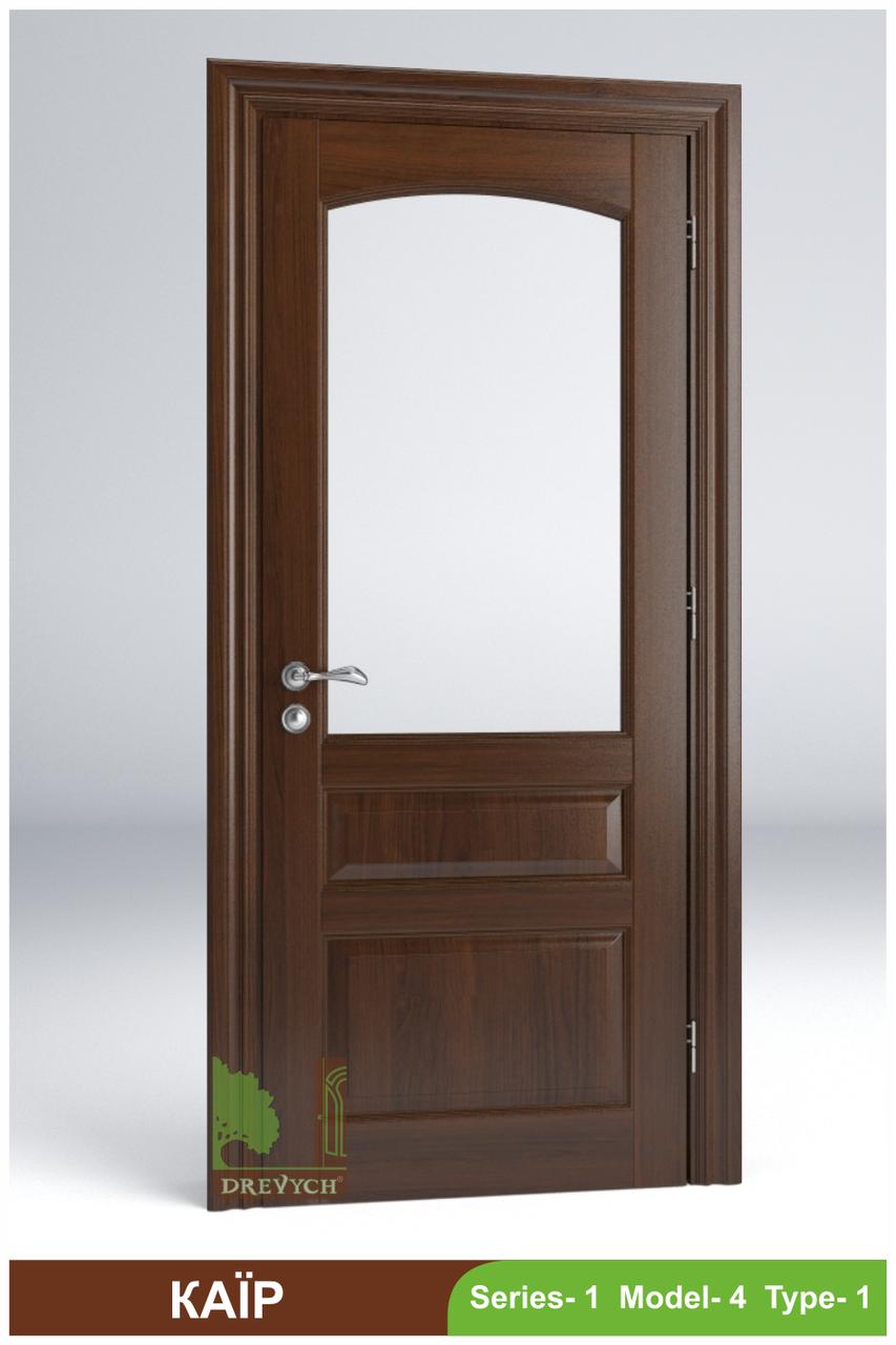 Двері міжкімнатні з масиву Каїр