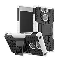Чехол Sony XA2 / H4113 / H4133 / H3113 / H3123 / H3133 противоударный бампер белый