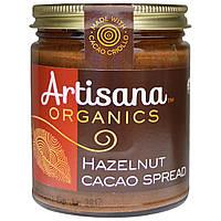 Artisana, Спред с фундуком и какао, 8 унций (227 г)
