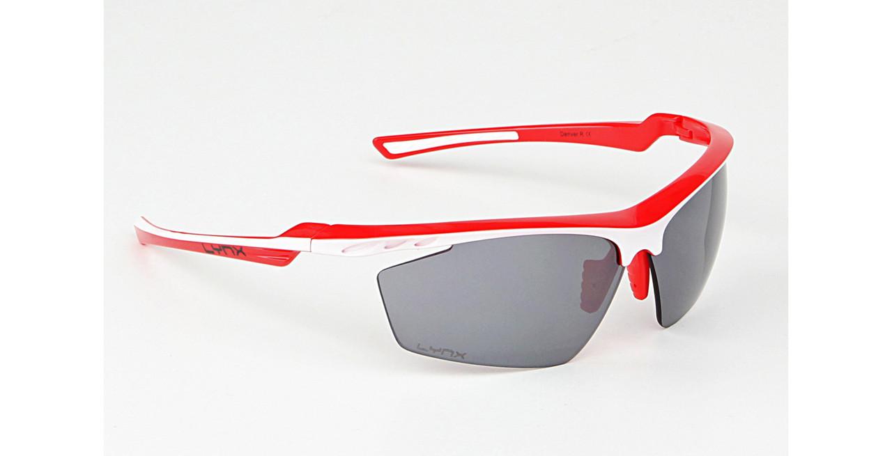 Окуляри Lynx Denver R shiny red