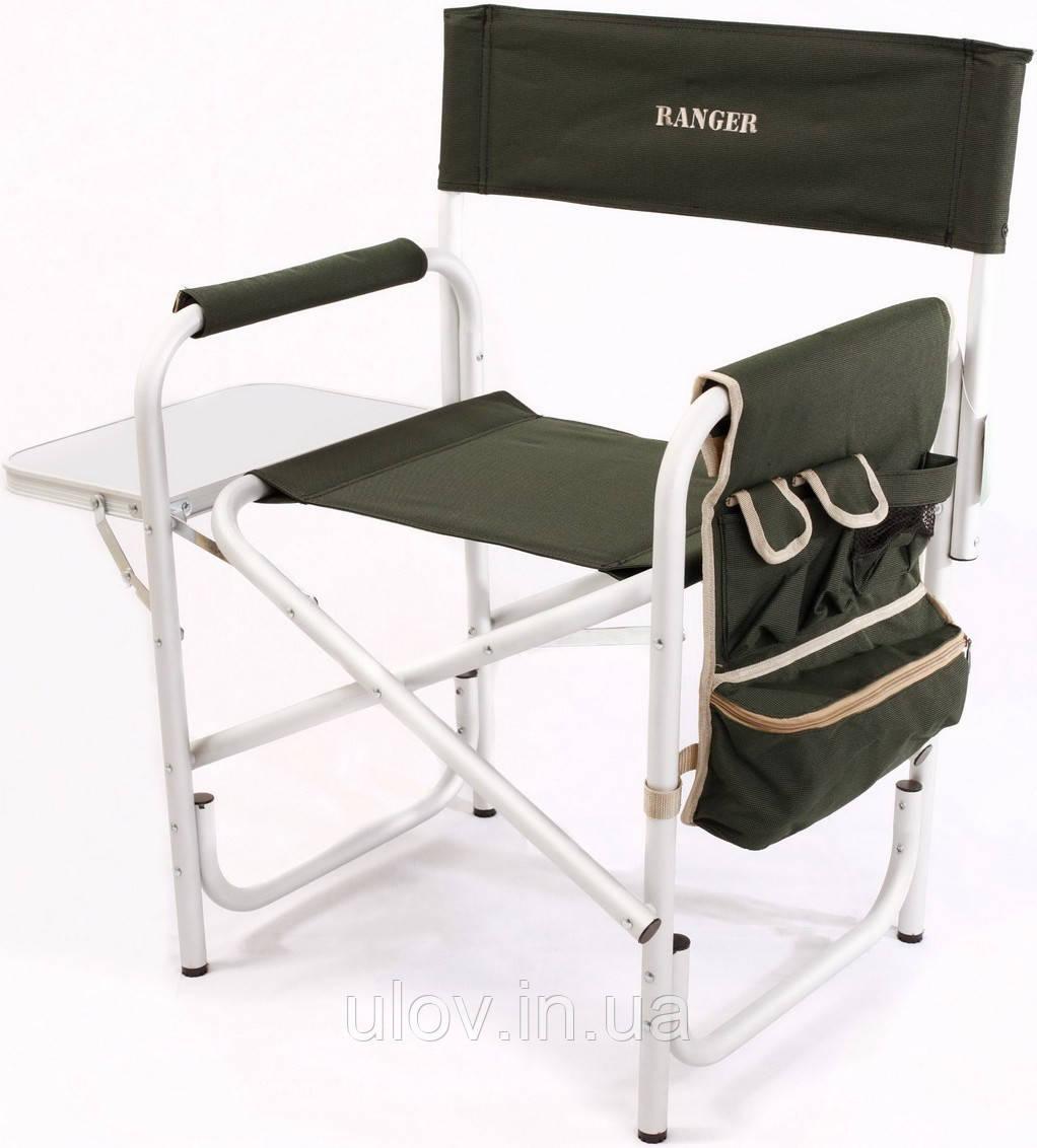 Кресло раскладное Ranger с полкой