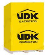 Газоблок, газобетон UDK