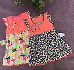 Платья детские для девочек красочные , фото 2