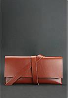 Дизайнерский тревел-кейс из натуральной кожи с застежкой-пояском Lanzhou