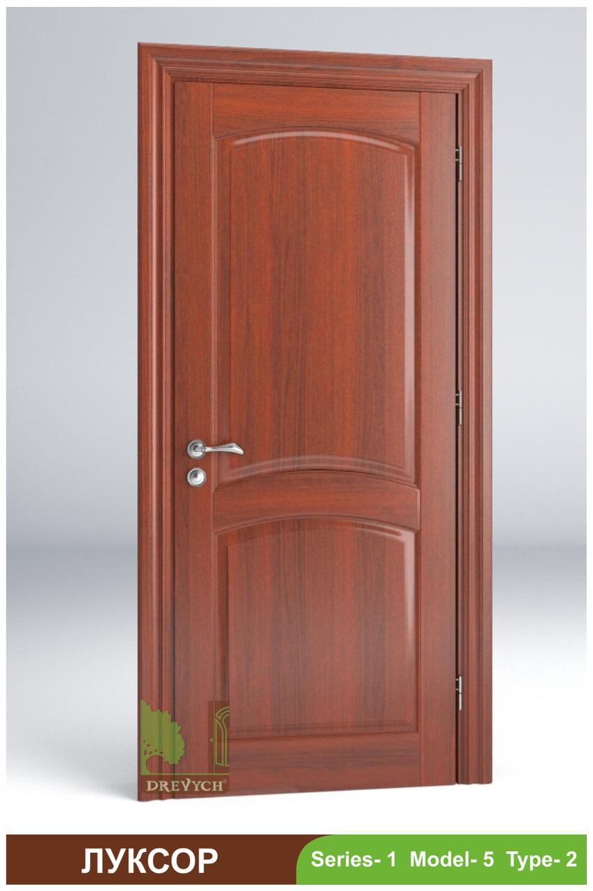 Двері міжкімнатні з масиву Луксор