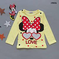 Кофта Minnie Mouse для девочки, фото 1