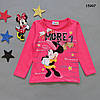 Кофта Minnie Mouse для девочки. 86-92 см
