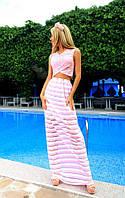 Летний пляжный костюм
