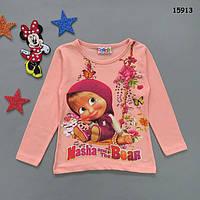 """Кофта """"Маша и медведь"""" для девочки. 1-2 года, фото 1"""