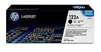 Заправка картриджа HP 122A black Q3960A для принтера Color LaserJet 2550, 2840, 2820